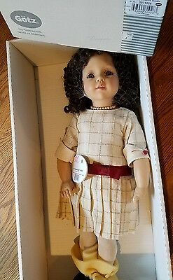 Gotz Doll - Principessa MARIKA  Lison Collection with tag and box Hard to find