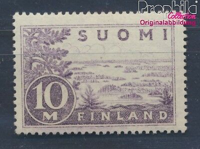 Finland 156I with hinge 1930 clear brands (8470377