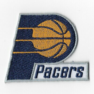 NBA Indiana Pacers Iron on Patches Embroidered Badge Patch Applique Emblem Sew