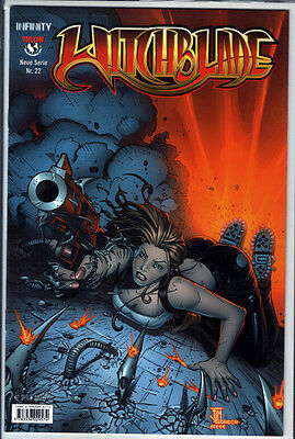 Witchblade Neue Serie Nr. 22 deutsch - Francis Manapul Cover bagged&boarded  NEU