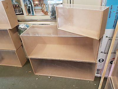 Large Double Room Box with perspex 1:12