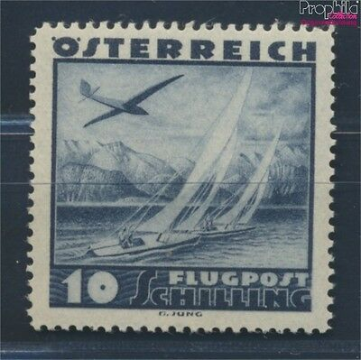 Austria 612 unmounted mint / never hinged 1935 Airmail-issue (8688492