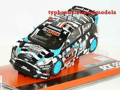 A10157 SCX Ford Fiesta RS WRC - Ken Block - New & Boxed