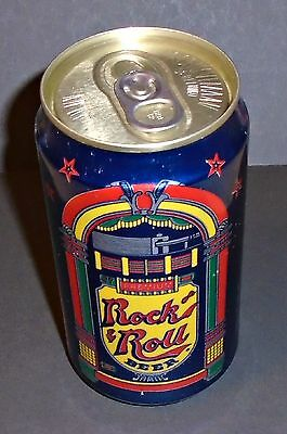 Cool Vintage Rock n Roll Beer Wurlitzer Jukebox Vintage 1990's Beer Can