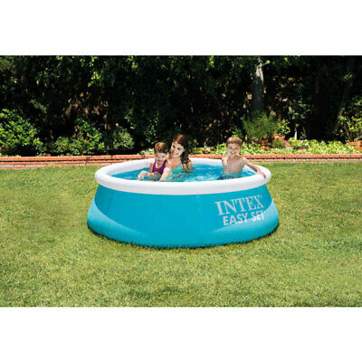 Intex 28101NP Easyset Round Swimming Pool Compact 1.83m x 51cm High Garden