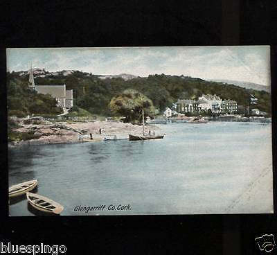 Glengarriff Co Cork  Postcard