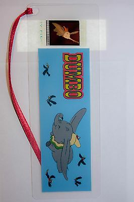 Film Cell Bookmark 35mm - Dumbo Memorabilia Gift