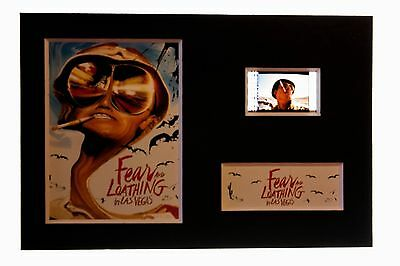 Fear and Loathing In Las -  6 x 4 Unframed movie film cell display great gift