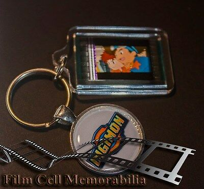 Digimon: Digital Monsters - 35mm Film Cell Key Ring and Pendant Keyfob Gift