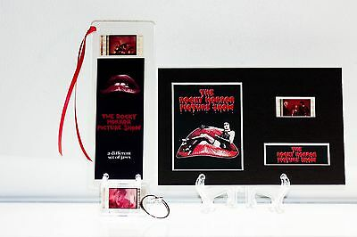 Rocky Horror Picture Show - 3 Piece Movie Film Cell Collection Gift Set Key Ring