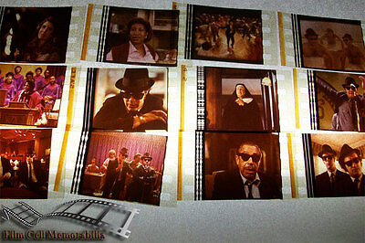 Blue Brothers - 12 x 35mm Film Cell Lot movie memorabilia Aus Seller