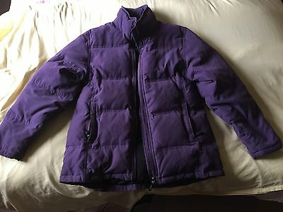 Musto size 12 Equestrian Duck Down Filled Jacket.