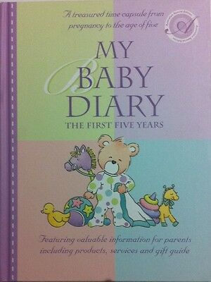 My Baby Diary - The First Five Years