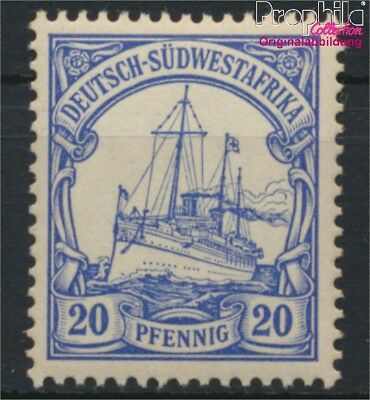 German-Southwest 14 MNH 1900 Ship Imperial Yacht Hohenzollern (8882782
