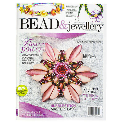 Bead & Jewellery Magazine Spring Special 2017 Issue 78 (H48/3)