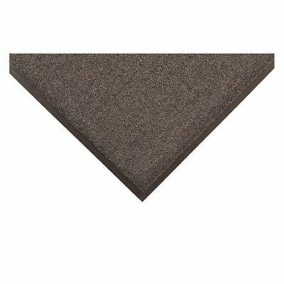 NOTRAX 130S0410CH Carpeted Entrance Mat,Charcoal,4ftx10ft G2396777