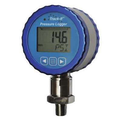 MONARCH 5396-0371 Data Logger,Pressure/Temp,0 to 150 psig