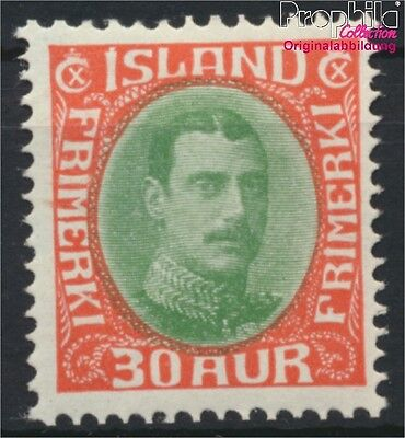 Iceland 163 unmounted mint / never hinged 1931 Christian (8883138