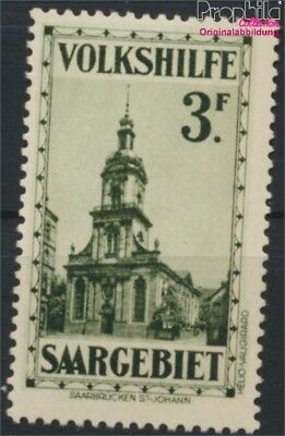 Saar 166 with hinge 1932 volkshilfe:fortresses, Churches (8882921