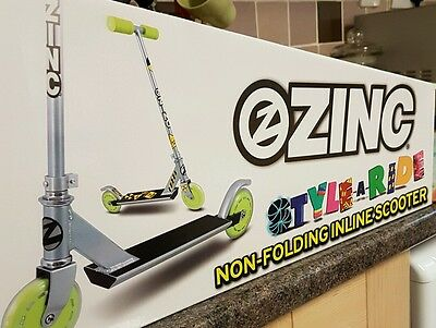 Zing scooter for kids