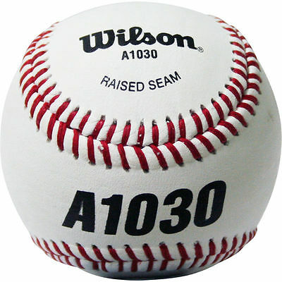 American Leather Baseball Wilson MLB FULL GRAIN WILSON A1030 USA sotball real