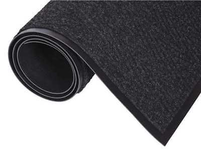 Wiper/Scraper Mat,Charcoal,3ft. x 5ft. CONDOR 30CL80