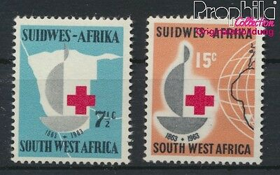 Namibia - Southwest 320-321 MNH 1963 Red Cross (8985251