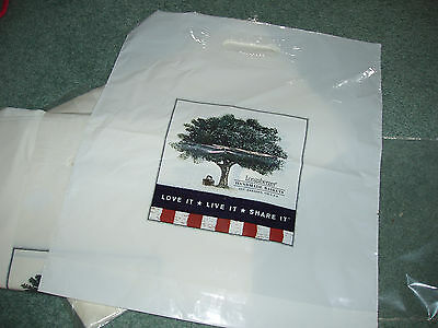 Longaberger Consultant Retail Merchandise Bags for Customers