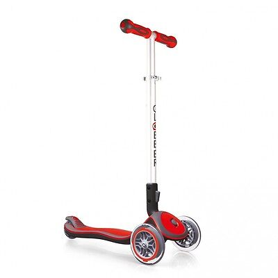 Globber Fold Up 3 Wheel Kids Scooter – Red