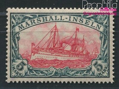 Marshall-Islands German colonies 27B I proofed MNH 1919 Hohenzollern (8984474