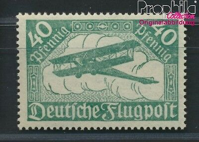 German Empire 112b proofed MNH 1919 post flight marks (8984234
