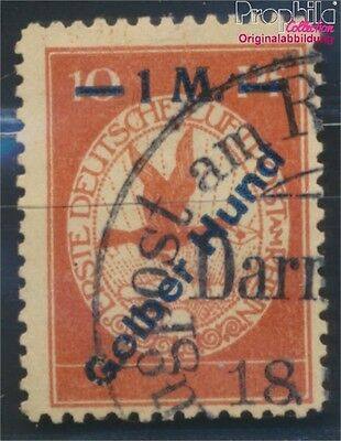 German Empire IV proofed fine used / cancelled 1912 Dove (8984329