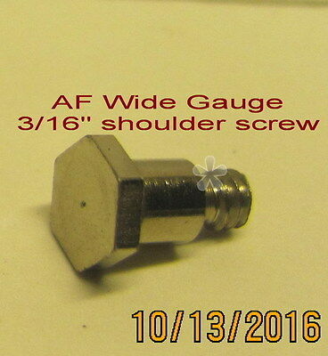 "American Flyer Wide Gauge Side rod 3/16"" shoulder screw (NEW)"