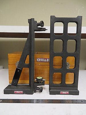 Robbins-XLO Ex-cell-O Right Angle Gage Squareness Gage MT55