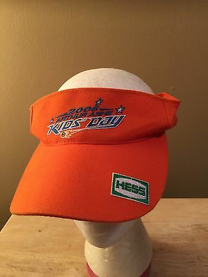 Hess Gas Oil Company Arthur Ashe Tennis Professional Kid's Day Golf Visor Hat