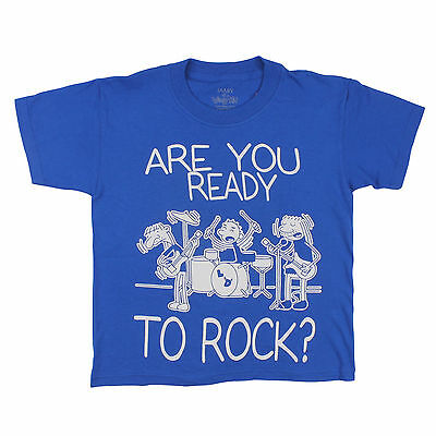 Diary of a Wimpy Kid Are You Ready to Rock? Graphic Youth T-Shirt
