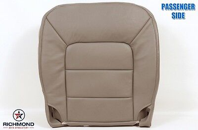 2004 Ford Expedition Limited XLT - PASSENGER Side Bottom Leather Seat Cover Tan