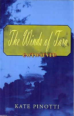 """""""Winds of Tara"""" 2002 USA edit. Out of Print SEQUEL NEW Book GONE WITH the WIND"""
