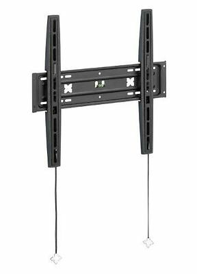 MELICONI - S-400 - Support Mural Stile pour TV LED / LCD / [480062] [Noir] NEUF