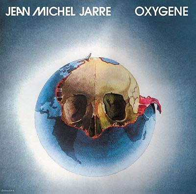 "Jean Michel Jarre ""Oxygene"" 180g Re Issue Vinyl LP Record (New & Sealed)"