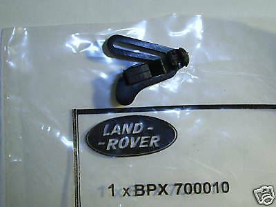 GENUINE LAND ROVER DISCOVERY 2 and RANGE ROVER P38 FUEL FILLER LATCH BPX700010