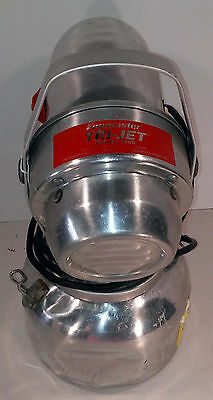 1 USED FOGMASTER 6208 TRI-JET FOGGER 110/120v  ***MAKE OFFER***