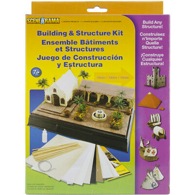 Diorama Kit-Buildings & Structures