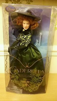 Cinderella Film Collection Lady Tremaine (Kate Blanchett) Doll Disney Store New