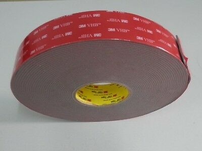 3M Double Sided tape VHB 4991 16.5m x 12mm (structural high-strength bonding)