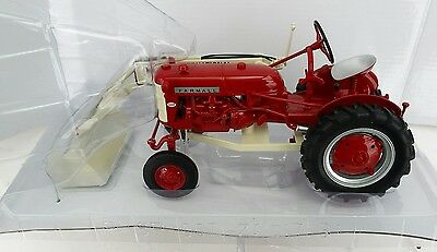 speccast 1/16 international harvester farmall cub 560 with one arm loader