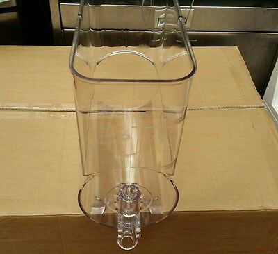 Faby Cab Slush Machine Container Tank 10L