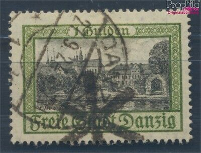Gdansk 207 fine used / cancelled 1924 Cityscapes (8112440