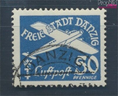 Gdansk 301 fine used / cancelled 1938 Airmail (7783668