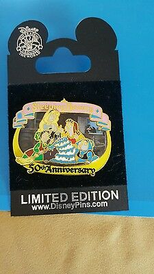REDUCED AGAIN!  2009 Sleeping Beauty 50th Anniversary Limited Edition Pin WDW